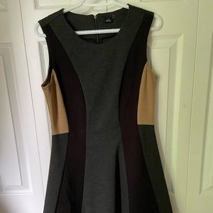 Short Fit and Flare Dress